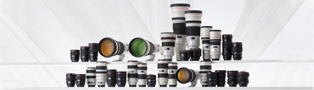 From macro to telephoto, Canon has everything you need to capture your moments as you see them.